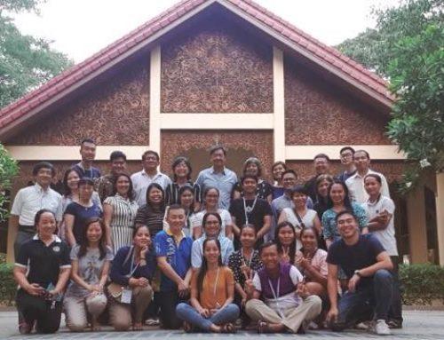〔2019-05-08〕澳門依納爵教育工作者參與「如何透過共同分辨進行使徒計劃及決策」工作坊